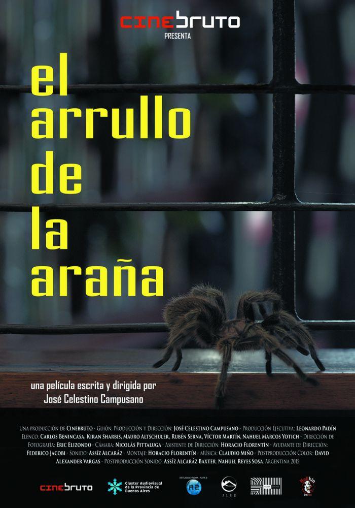 EL ARRULLO DE LA ARAÑA poster -